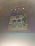 """Theater 16 Mural - """"Diner"""""""