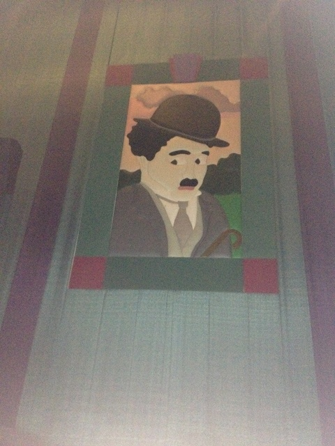 Theater 26 Mural 1 -