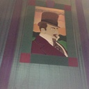 "Theater 26 Mural 2 - ""W.C. Fields"""
