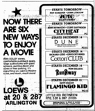 Loews Cinemas 20 & 287