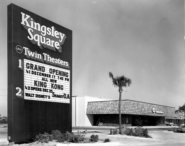 Kingsley Twin Theatre
