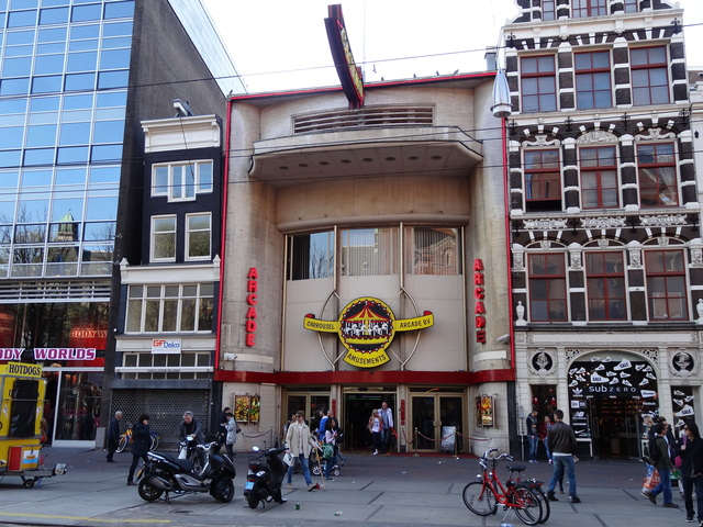 Cineac Damrak Cinema
