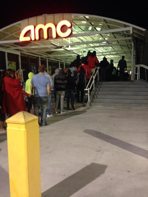 AMC West Shore 14
