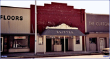Cliftex Theatre ... Clifton Texas