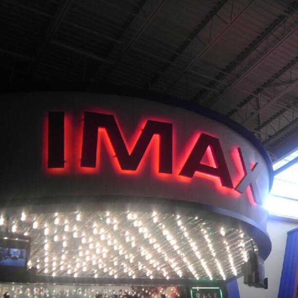 IMAX Theatre at Palisades Center