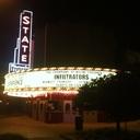 State Wayne Theatre Night Shot September 2014
