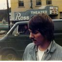 The old Ross Theater, Toledo, OR