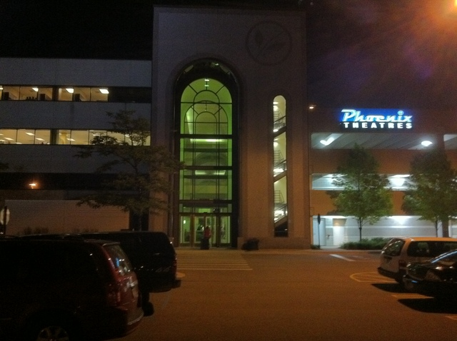 Laurel Park Grand Entrance