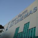 """Site of original """"Blue"""" cinema"""