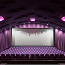 "Restored ""Purple"" cinema"