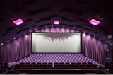 "Restored ""Purple"" cinema"