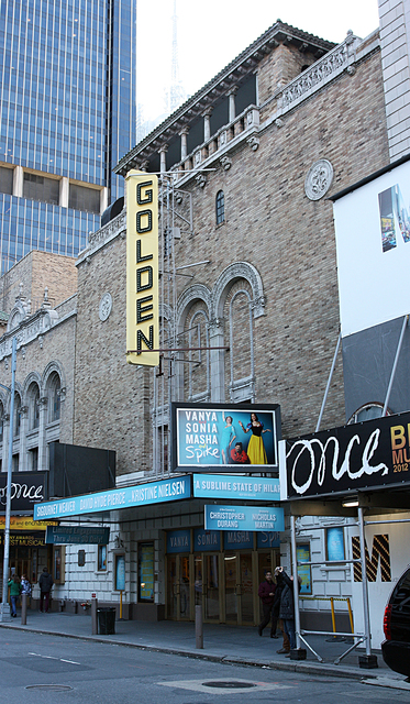 Golden Theatre, New York City, NY
