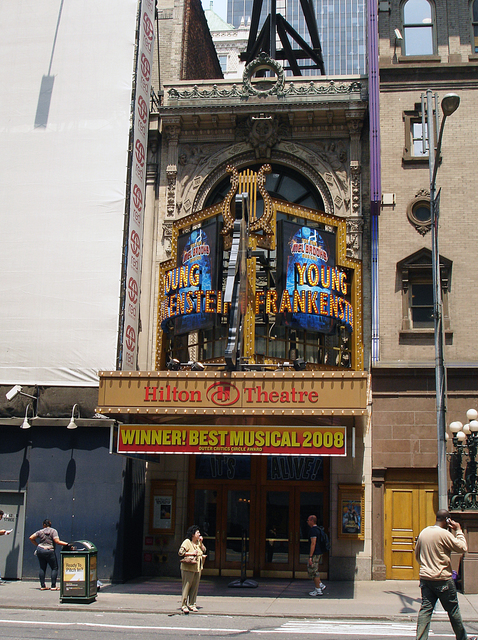Lyric Theatre, New York City, NY