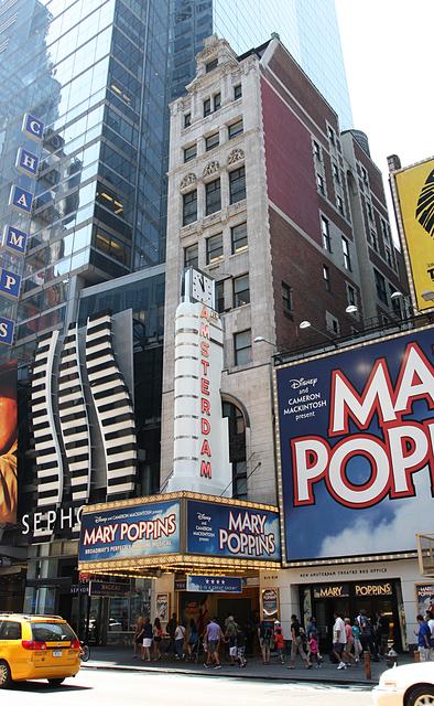 New Amsterdam Theatre, New York City, NY