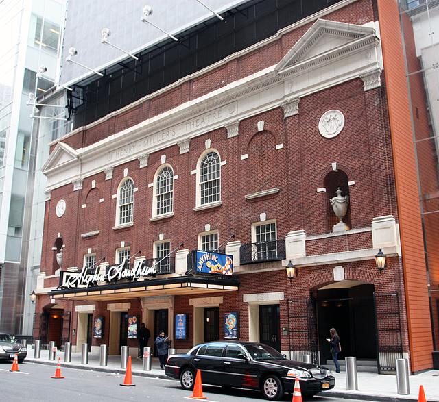Henry Miller's Theatre, New York City, NY