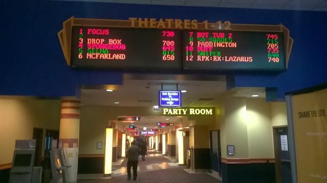 Regal City North Stadium 14 IMAX & RPX