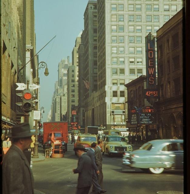 Loew's 42nd Street Theatre