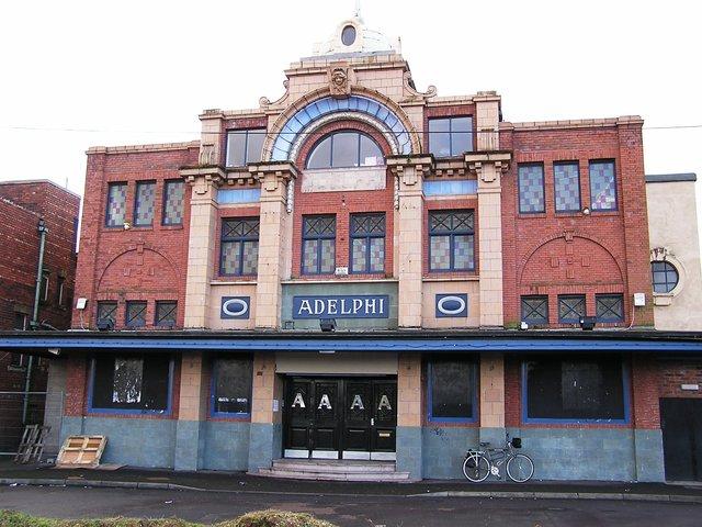 Adelphi Picture Theatre