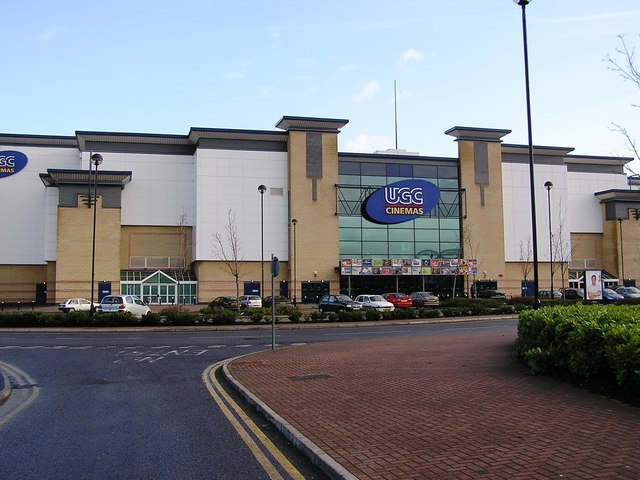Cineworld Cinema - Sheffield