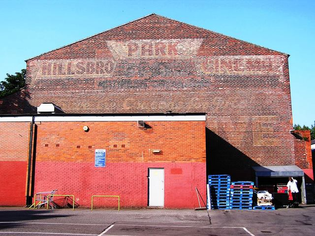 Hillsborough Park Cinema