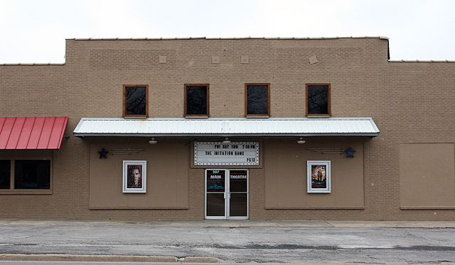 Main Theatre, Berryville, AR