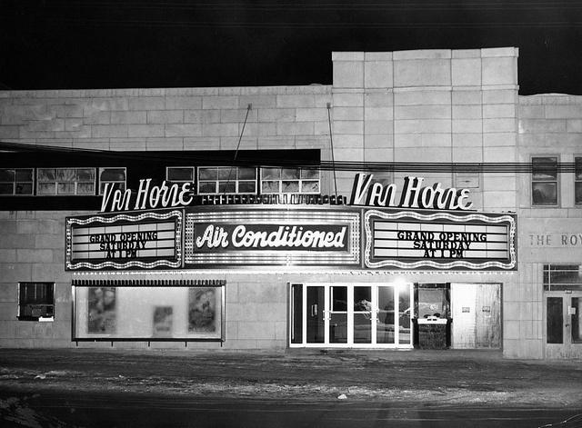 Van Horne Theatre
