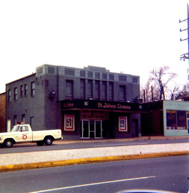 St. John's Cinema