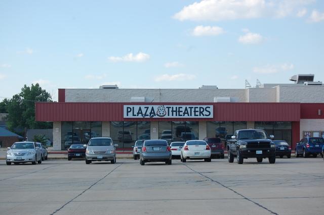 Plaza 8 Theatre