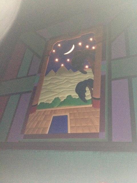 """Theater 16 Mural - """"Egypt"""""""
