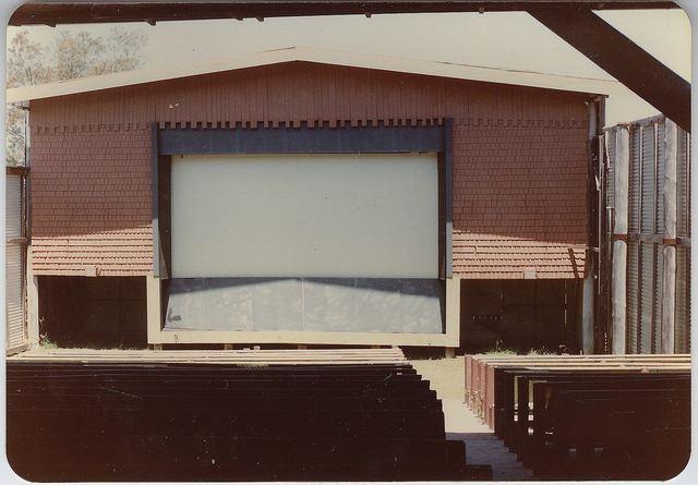 Auditorium and Screen 1985