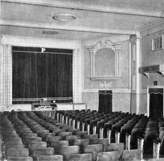 Plaza Theatre, Rochester