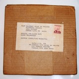 <p>This is a vintage theater reel to reel sound recording from Alliance Drive In Theater Recording Service. This was sent to the Charles City Drive In Theater located in Charles City Iowa. It was used before the movie starts and intermissions.</p>