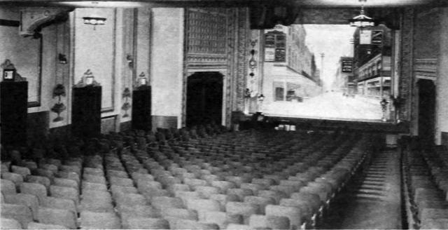 State Theatre, Nanticoke, PA