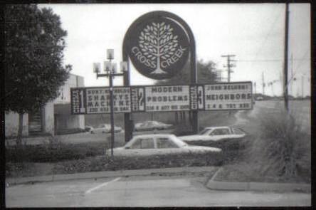 Cross Creek Mall Cinemas I-II-III