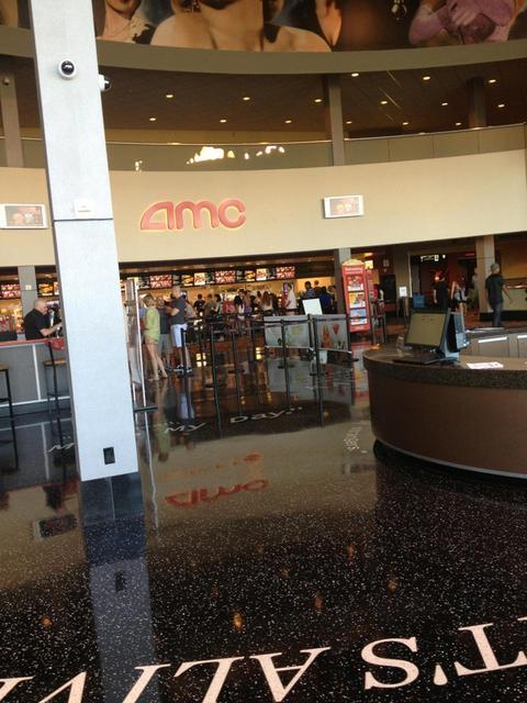 AMC Northpark 15
