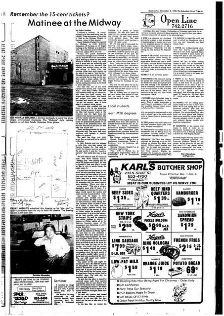 1980 Midway Theatre article