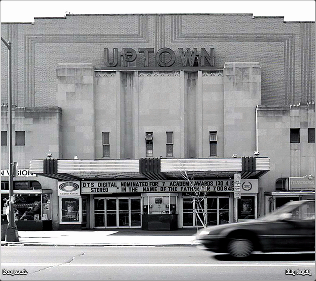Uptown Theater ... Washington DC