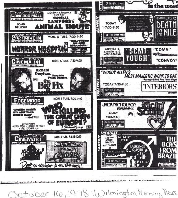 October 16 1978
