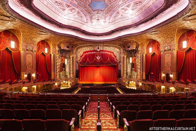 Finished Auditorium