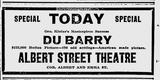 Albert Street Theatre