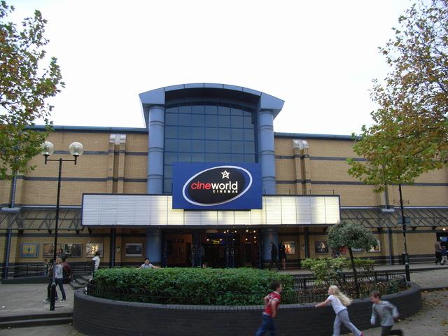 Cineworld Cinema - Stockport