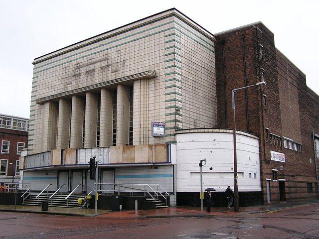 Odeon Bolton