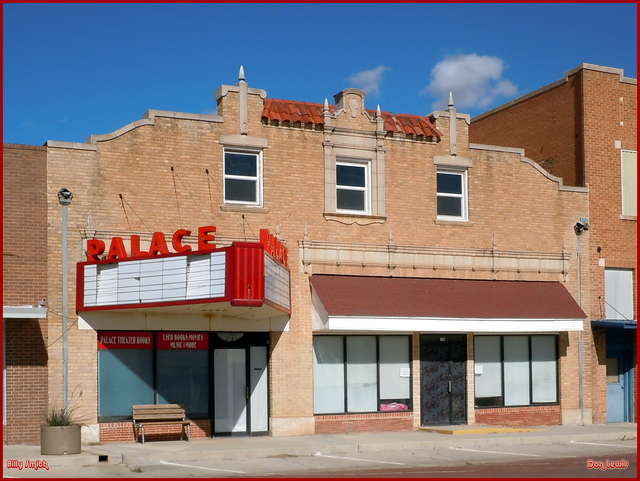 Palace Theater ... Floydada Texas
