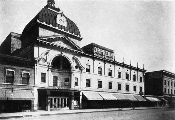 ORPHEUM Theatre (1); Denver, Colorado.
