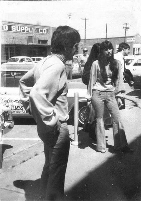Sonny & Cher photo courtesy of Allison Crook.