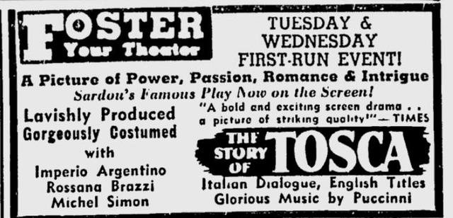 Foster Art Theatre