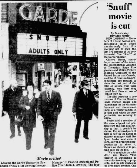 3-12-76 article and photo