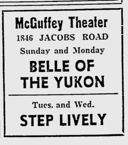 McGuffey Theater