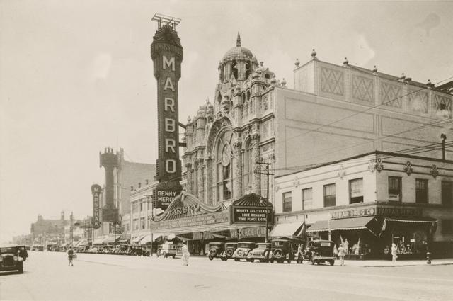 Marbro Theatre, Chicago 1929