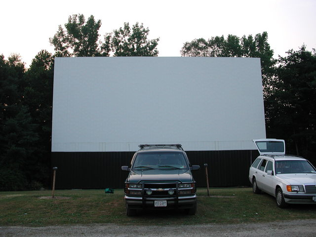 Overlook Drive-In - 2001